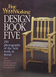 Fine Woodworking Design Book Five af Scott…