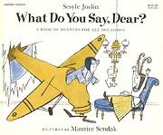 What Do You Say, Dear? av Sesyle Joslin