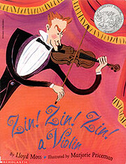 Zin! Zin! Zin! A Violin (Aladdin Picture…