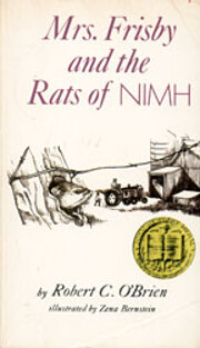 Mrs. Frisby and the rats of Nimh –…
