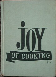 Joy of Cooking 1964 de Irma S Rombauer
