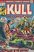 Kull the Conqueror 07 by Gerry Conway