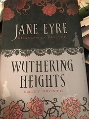 Jane eyre & wuthering heights by Charlotte…