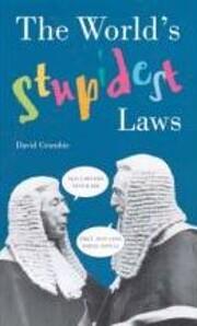 The World's Stupidest Laws af David Crombie