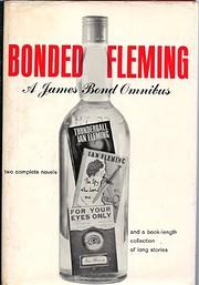 Bonded Fleming: A James Bond Omnibus de Ian…