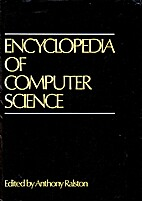 Encyclopedia of Computer Science by Anthony…