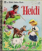 Heidi [adapted - Little Golden Book] by…