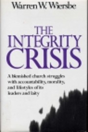 The Integrity Crisis/Expanded Edition With…
