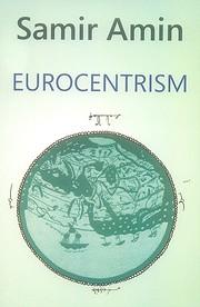Eurocentrism av Samir Amin