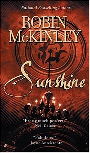 Sunshine av Robin McKinley