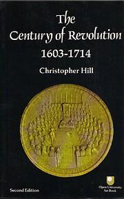The Century of Revolution, 1603-1714 af…