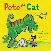 Pete the Cat in Caveat Pete By James Dean…
