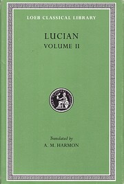Lucian II: The Downward Journey or The…