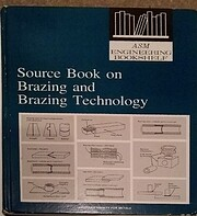 Source Book on Brazing and Brazing…