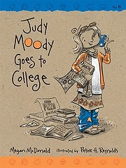 Judy Moody Goes to College av Megan McDonald