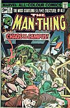 Man-Thing # 18