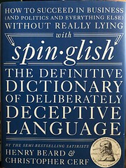Spinglish : the definitive dictionary of…