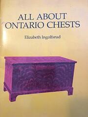 All about Ontario chests de Elizabeth…