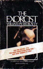 The Exorcist por William Peter Blatty