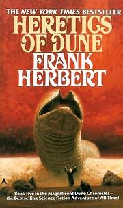 Heretics of Dune por Frank Herbert