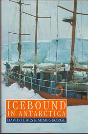 Icebound in Antarctica af David Lewis