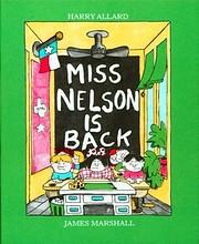 Miss Nelson is Back – tekijä: Harry…