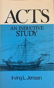 Acts: An Inductive Study – tekijä: Irving…