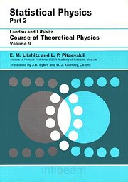 Statistical Physics: Theory of the Condensed…