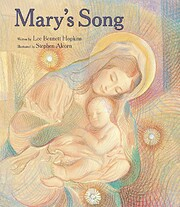 Mary's Song de Lee Bennett Hopkins