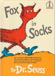 Fox in Socks av Dr. Seuss