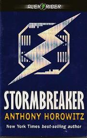 Stormbreaker (Alex Rider) de Anthony…