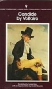 Candide – tekijä: Voltaire