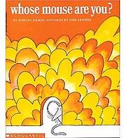 De Quien Eres, RAtoncito?/Whose Mouse Are…