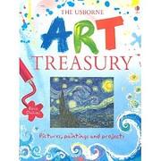 The Usborne Art Treasury af Rosie Dickins