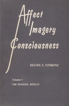 Affect, Imagery, Consciousness, Volume 1:…