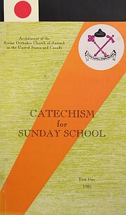 Catechism for Sunday School: Come Follow, Me…