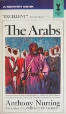 The Arabs by Anthony Nutting
