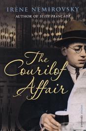 The Courilof Affair cover