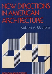 New Directions in American Architecture por…