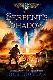 The Serpent's Shadow af Rick Riordan