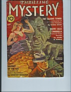 Thrilling Mystery Sept '41 featuring The…