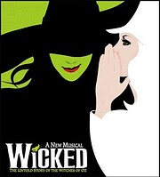 Wicked Playbill from Pantages Theater in Los…