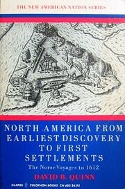 North America from Earliest Discovery to…