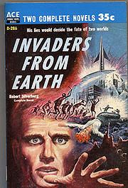 Invaders from Earth de Robert Silverberg