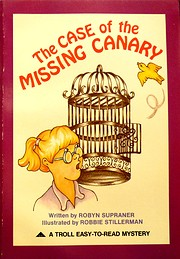 The Case of the Missing Canary av Robyn…