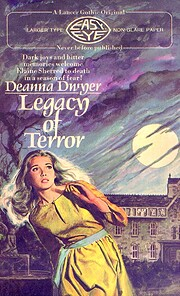 Legacy of Terror de Deanna Dwyer