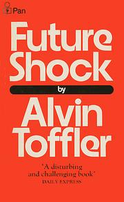 Future Shock – tekijä: Alvin Toffler
