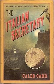 The Italian Secretary por Caleb Carr