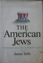 The American Jews: Portrait of a Split…