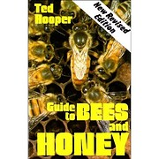 Guide to bees & honey de Ted Hooper